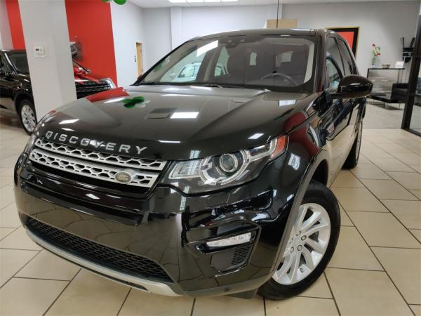 Used 2017 Land Rover Discovery Sport HSE for sale $25,985 at Gravity Autos in Roswell GA 30076 1