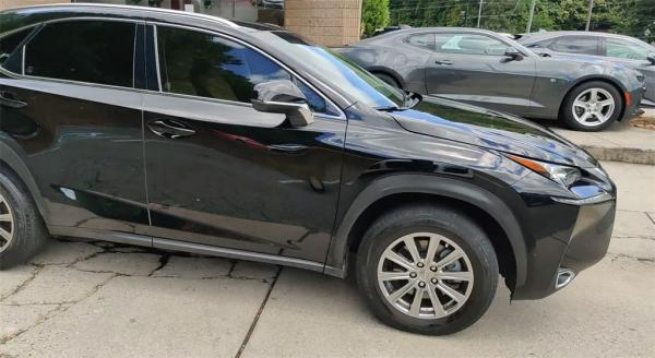 Used 2017 Lexus NX 200t for sale $23,895 at Gravity Autos in Roswell GA 30076 2