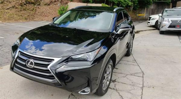 Used 2017 Lexus NX 200t for sale $23,895 at Gravity Autos in Roswell GA 30076 4