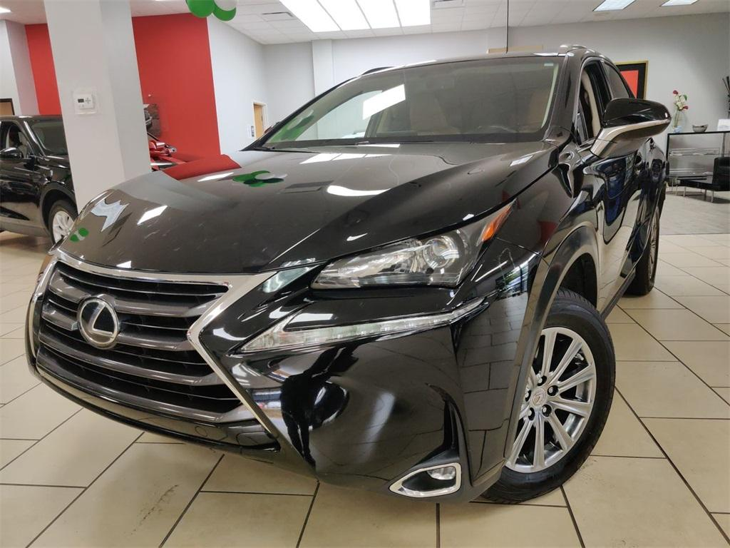 Used 2017 Lexus NX 200t for sale $23,895 at Gravity Autos in Roswell GA 30076 1