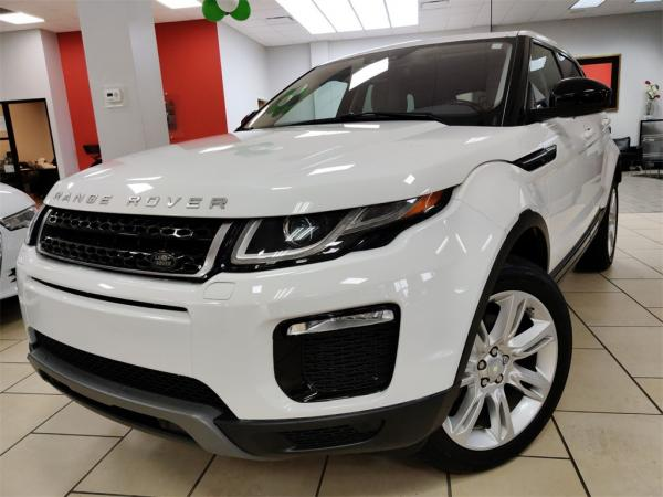 Used 2016 Land Rover Range Rover Evoque SE Premium for sale Sold at Gravity Autos in Roswell GA 30076 1