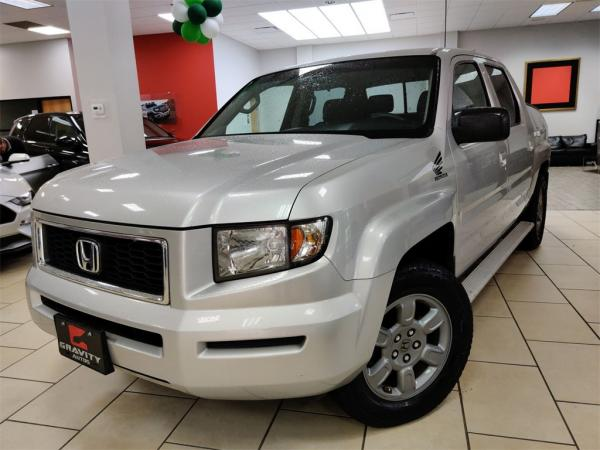 Used 2008 Honda Ridgeline RTX for sale $17,895 at Gravity Autos in Roswell GA 30076 1