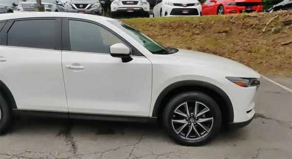 Used 2017 Mazda CX-5 Grand Touring for sale Sold at Gravity Autos in Roswell GA 30076 2