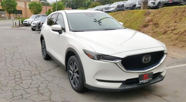 Used 2017 Mazda CX-5 Grand Touring for sale Sold at Gravity Autos in Roswell GA 30076 3