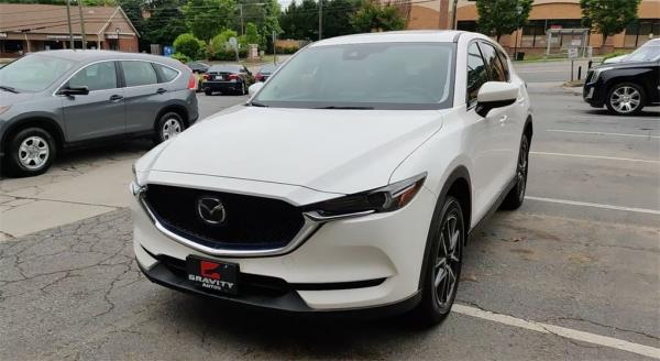 Used 2017 Mazda CX-5 Grand Touring for sale Sold at Gravity Autos in Roswell GA 30076 4