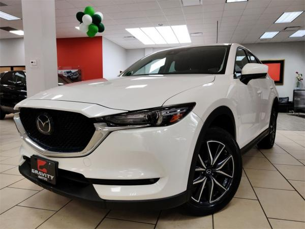 Used 2017 Mazda CX-5 Grand Touring for sale Sold at Gravity Autos in Roswell GA 30076 1