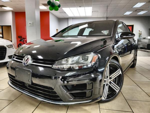 Used 2016 Volkswagen Golf R DCC & Navigation 4Motion for sale $25,985 at Gravity Autos in Roswell GA 30076 1
