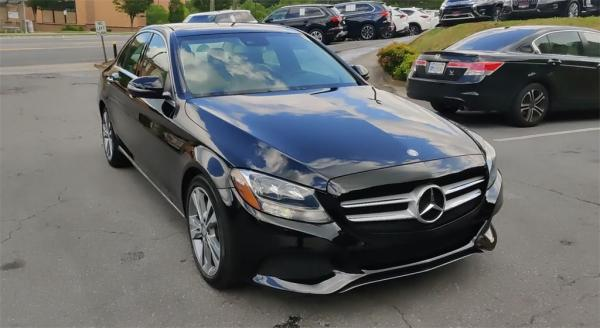 Used 2017 Mercedes-Benz C-Class C 300 for sale Sold at Gravity Autos in Roswell GA 30076 3