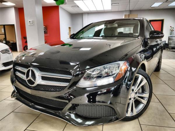 Used 2017 Mercedes-Benz C-Class C 300 for sale Sold at Gravity Autos in Roswell GA 30076 1