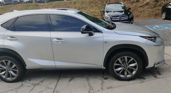 Used 2016 Lexus NX 200t F Sport for sale $24,985 at Gravity Autos in Roswell GA 30076 2