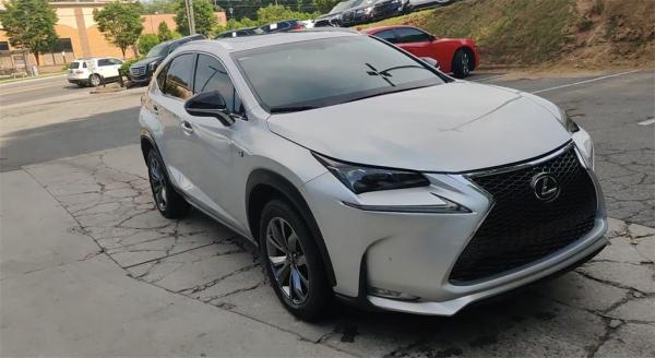 Used 2016 Lexus NX 200t F Sport for sale $24,985 at Gravity Autos in Roswell GA 30076 3