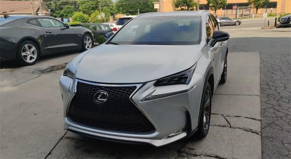 Used 2016 Lexus NX 200t F Sport for sale $24,985 at Gravity Autos in Roswell GA 30076 4