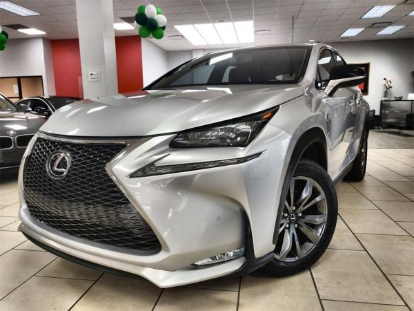 Used 2016 Lexus NX 200t F Sport for sale $24,985 at Gravity Autos in Roswell GA 30076 1