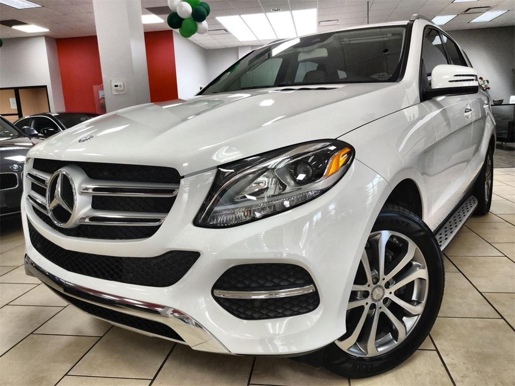 Used 2016 Mercedes-Benz GLE GLE 350 for sale $24,985 at Gravity Autos in Roswell GA 30076 1