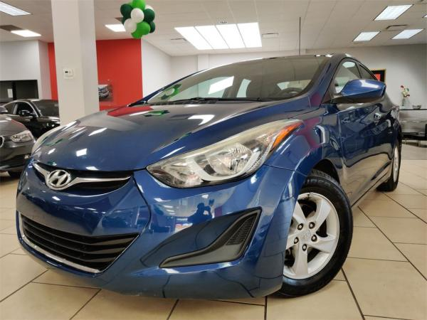 Used 2015 Hyundai Elantra SE for sale $9,395 at Gravity Autos in Roswell GA 30076 1
