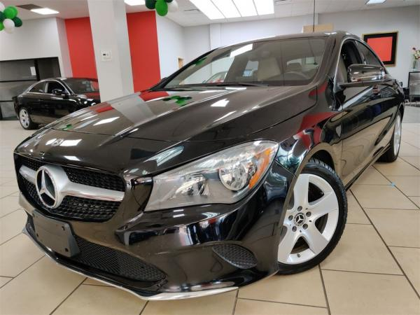 Used 2018 Mercedes-Benz CLA CLA 250 for sale $21,985 at Gravity Autos in Roswell GA 30076 1