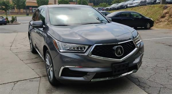 Used 2017 Acura MDX 3.5L for sale $27,985 at Gravity Autos in Roswell GA 30076 3