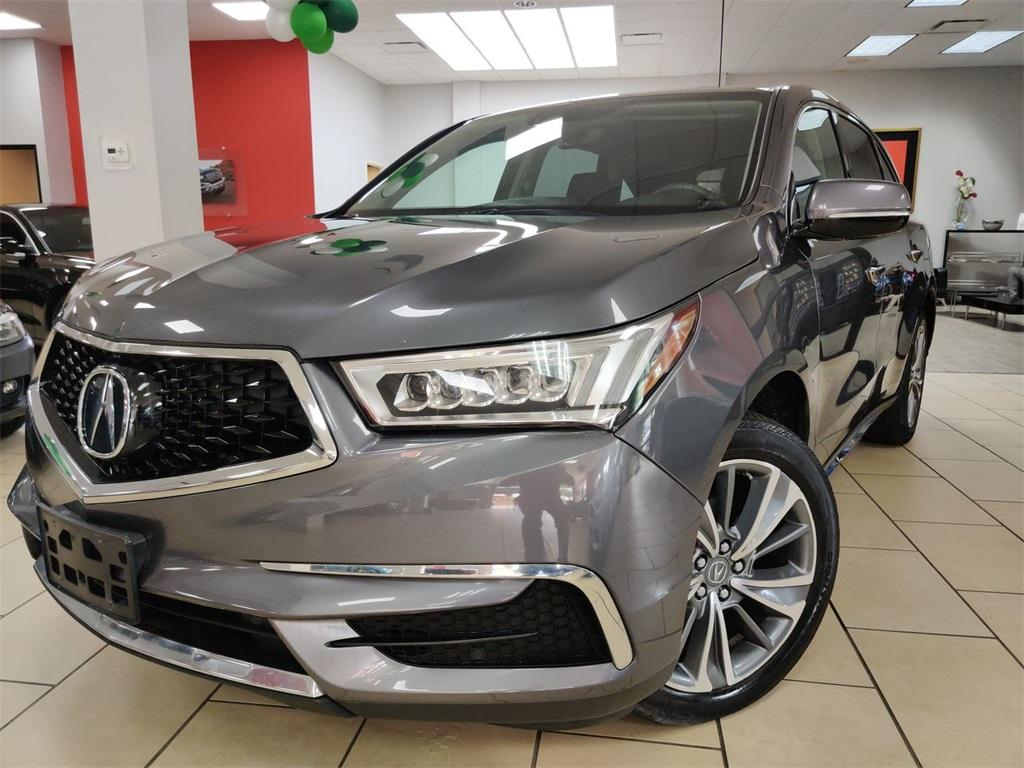 Used 2017 Acura MDX 3.5L for sale $27,985 at Gravity Autos in Roswell GA 30076 1