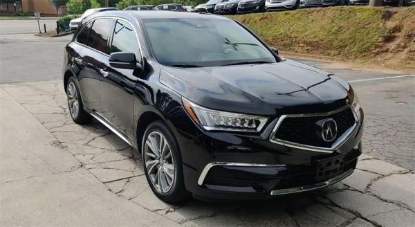 Used 2017 Acura MDX 3.5L for sale $28,895 at Gravity Autos in Roswell GA 30076 3